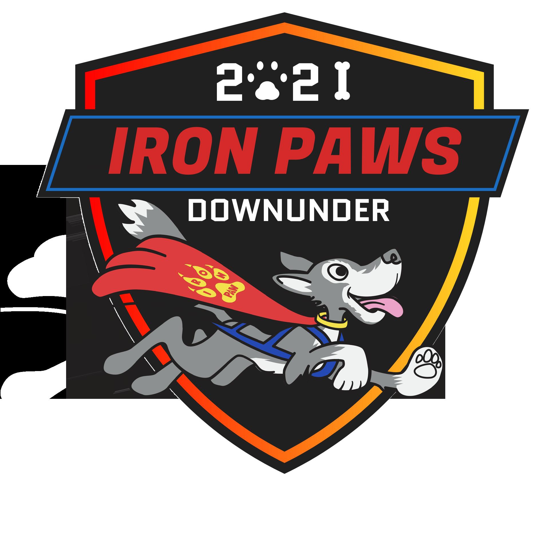 Iron Paws DownUnder!
